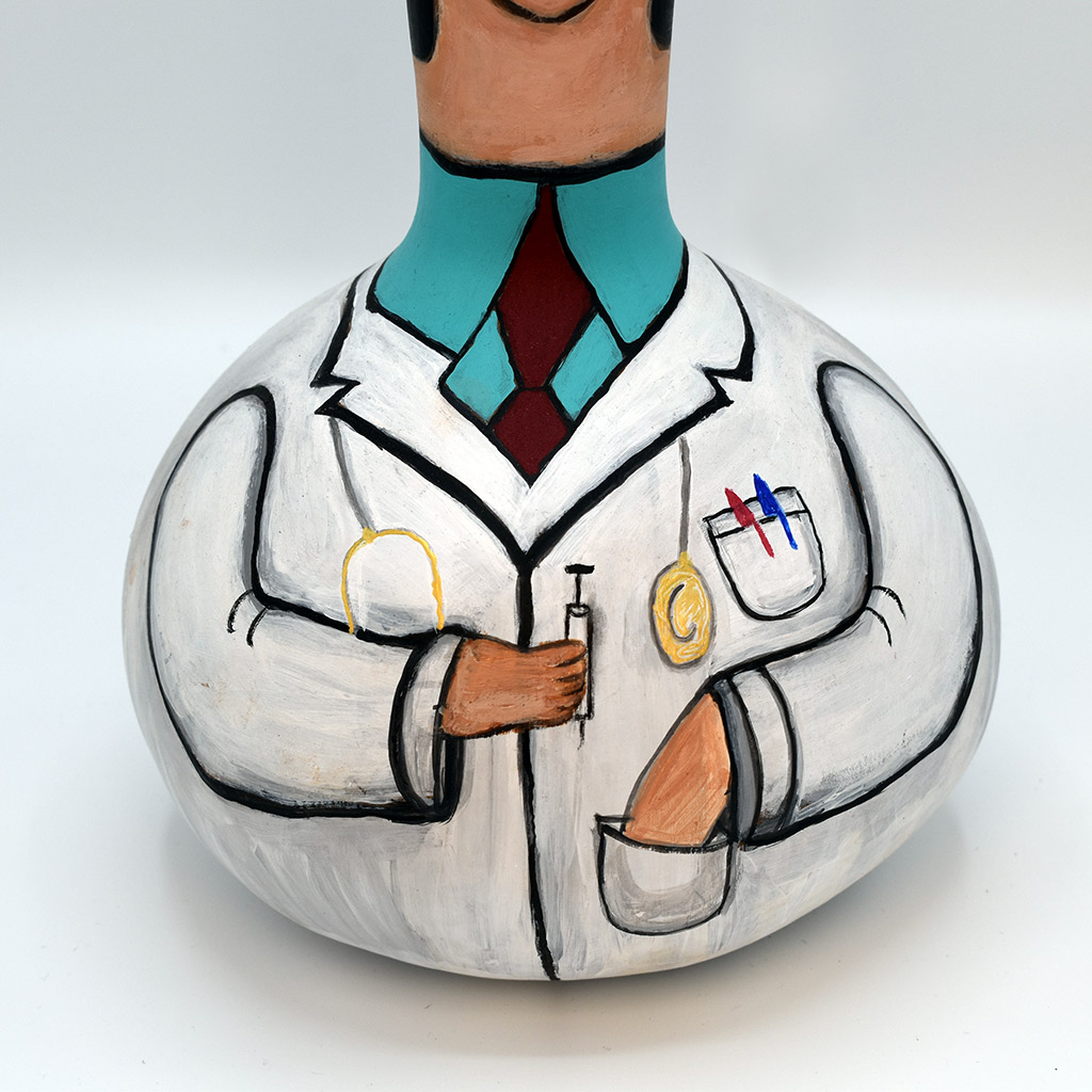 Doctor Man 01 #3