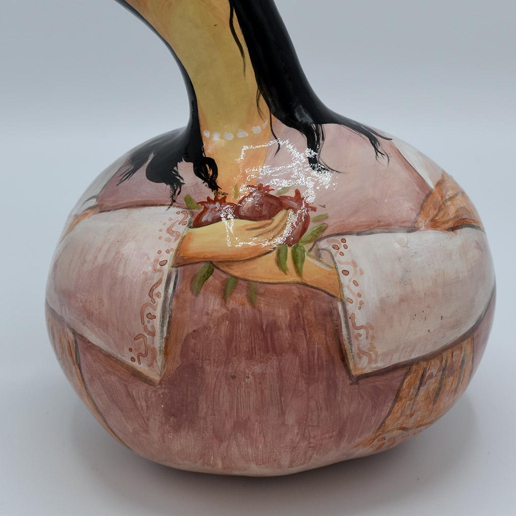 Pomegranate Lady 03 #3