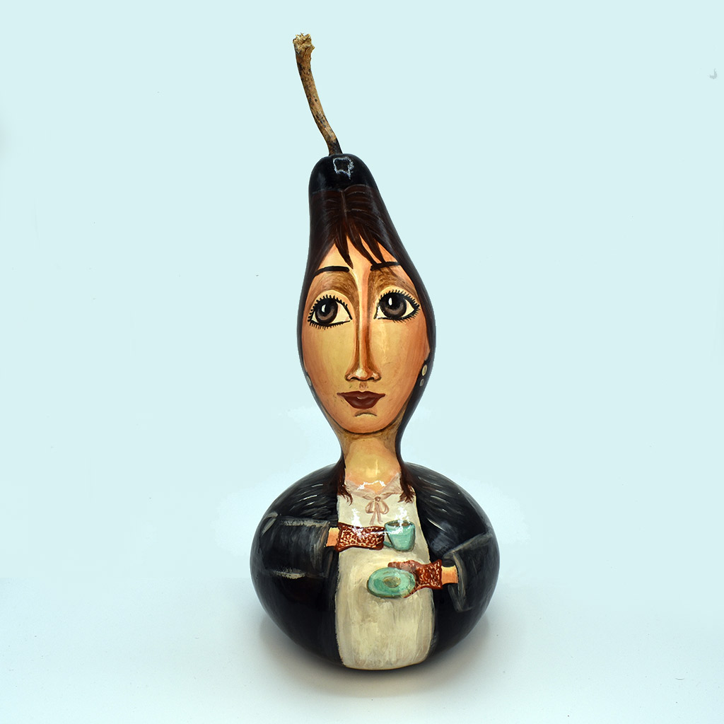 Coffee Lady 02