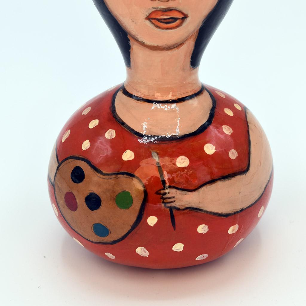 Artist Lady 01 #3