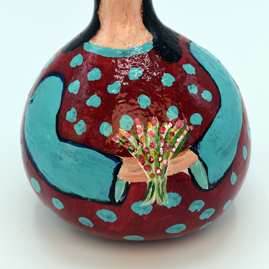 Flower Lady 02 #3