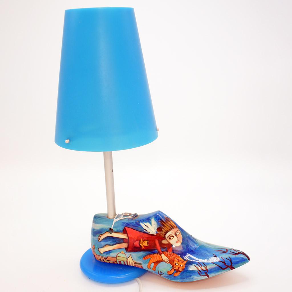 Pumpkin House blue-lamp-01